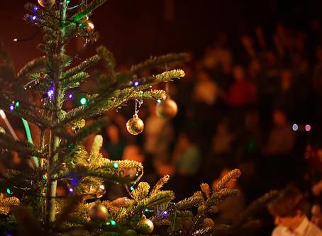 С Рождеством, возлюбленные!