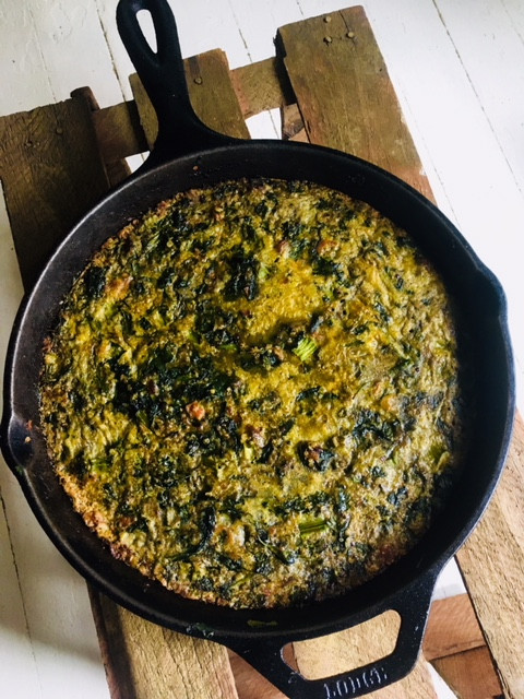 For the love of frittata