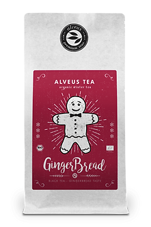 Ginger Bread - Black Tea Fruit Herbal Blend