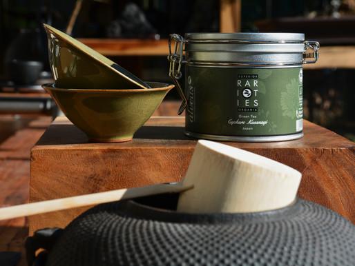 Alveus Rarities - An Exquisite Tea-drinking Experience!
