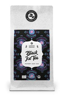 Black Ice Tea - Black Tea Fruit Herbal Blend