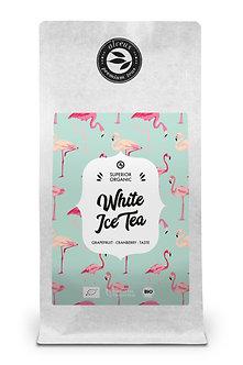 White Ice Tea - White Tea Fruit Herbal Blend