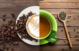 Why I converted to tea as a coffee junkie: Confessions of an 'addict' who loves/d both sides