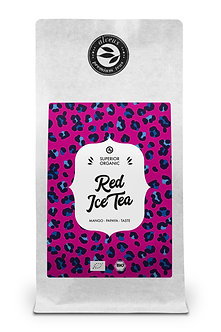 Red Ice Tea - Rooibos Fruit Herbal Blend