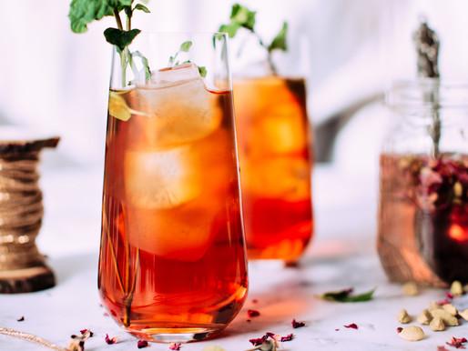 Homemade Superior Organic Ice Tea