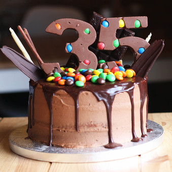 Bespoke Birthday Cake