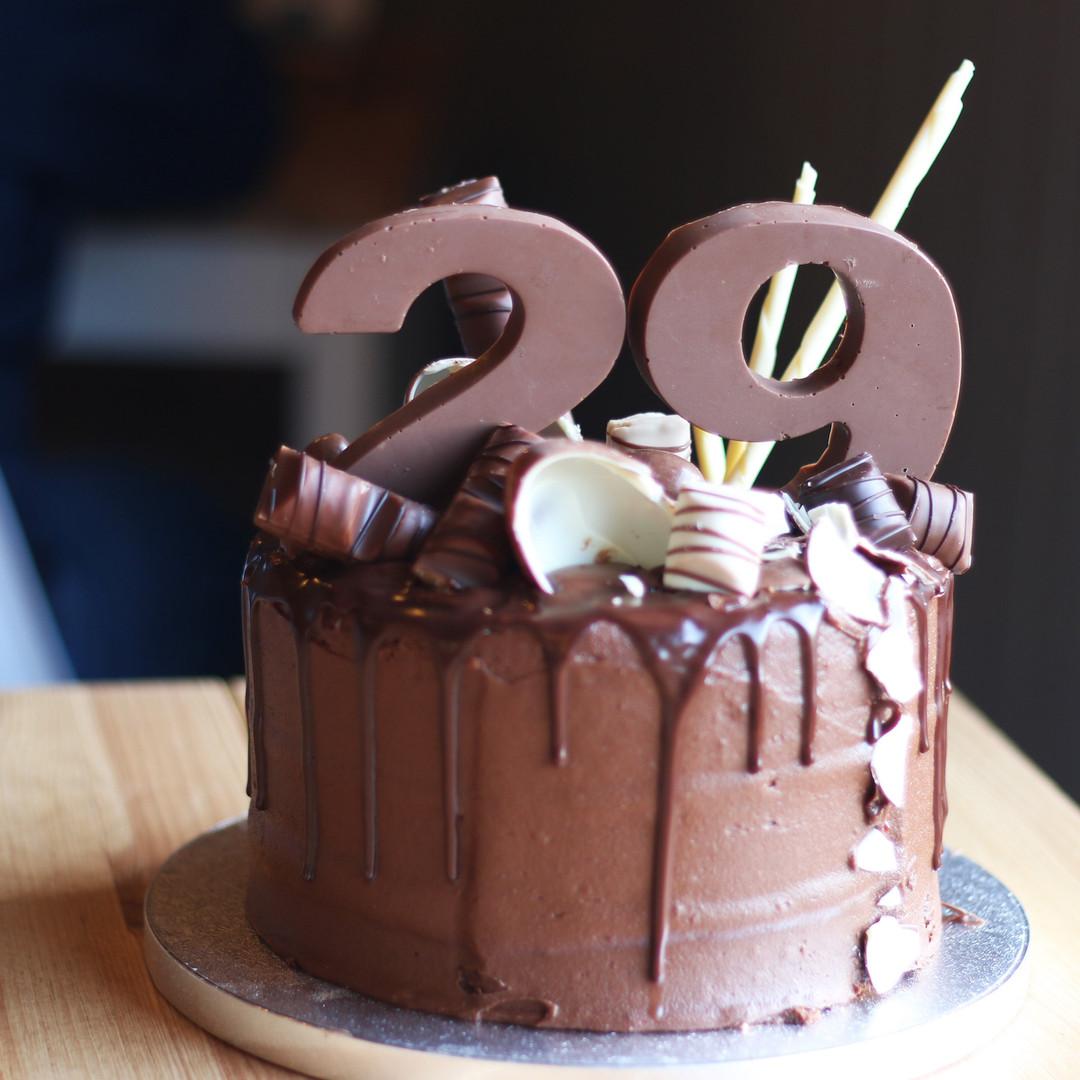 Chocolate Madness Cake