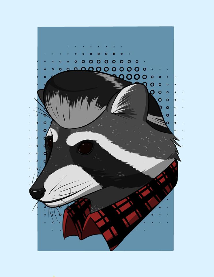 Shane, the Silver Not-a-fox