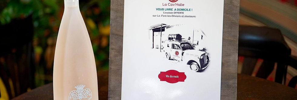 PRESTIGE ROSÉ - ARGALI - 2020 - CHÂTEAU PUECH-HAUT