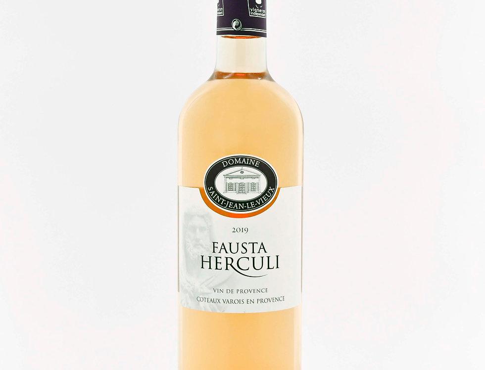 Fausta Herculi Rosé - Domaine Saint Jean le Vieux - 2019
