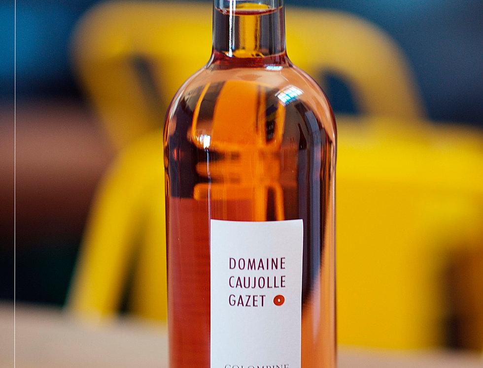 Colombine - Domaine Caujolle Gazet - Rosé