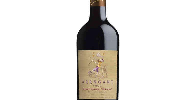 Arrogant Frog Ribet - Rouge -  Bio - 2019