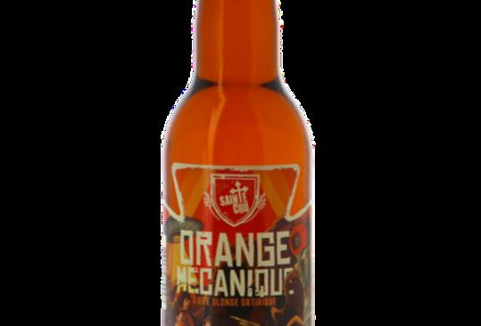 Orange Mécanique - Bière de Sainte Cru