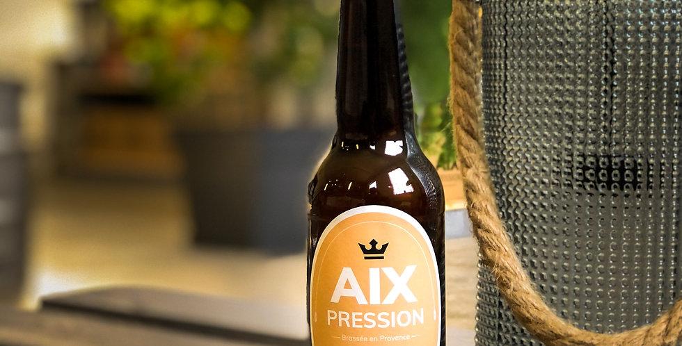 AIX PRESSION - BLANCHE  – C A L I S S O N –