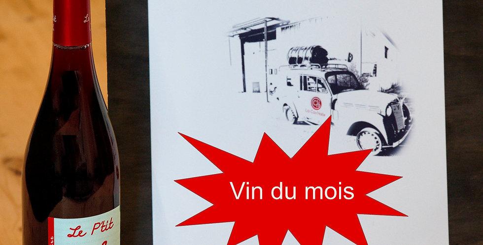Le P'tit Cab - 2018 - Château de la Roulerie