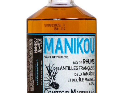 Rhum MANIKOU 44°, 70 cl, Small Batch Blend