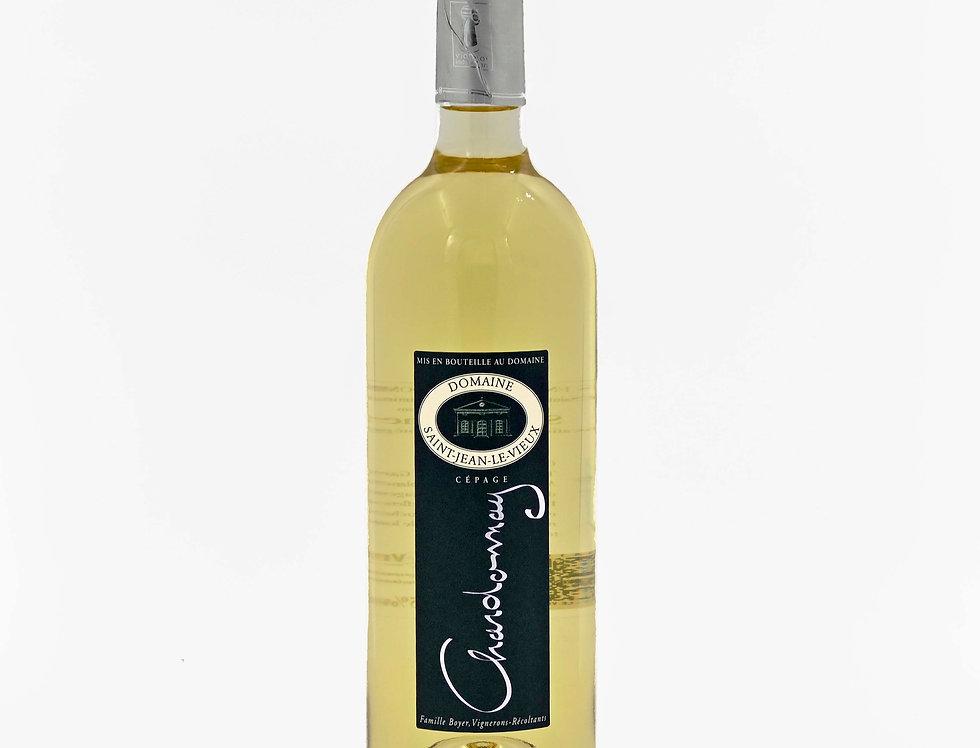 Chardonnay Blanc - Domaine Saint Jean le Vieux  -  2019