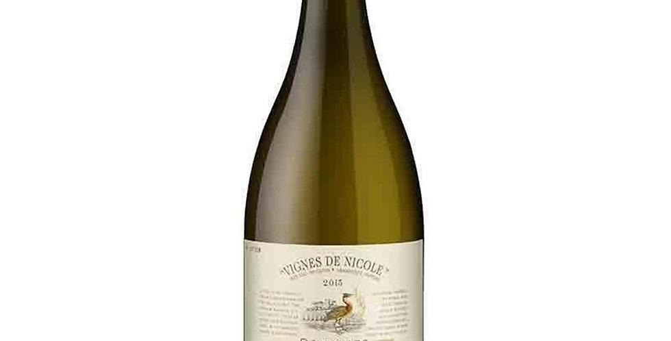 Vignes de Nicole, - Chardonnay Viognier - IGP Pays d'Oc - 2020