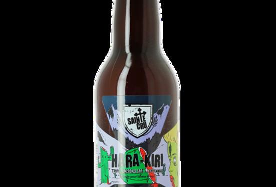 Hara-Kiri - Bière de Sainte Cru