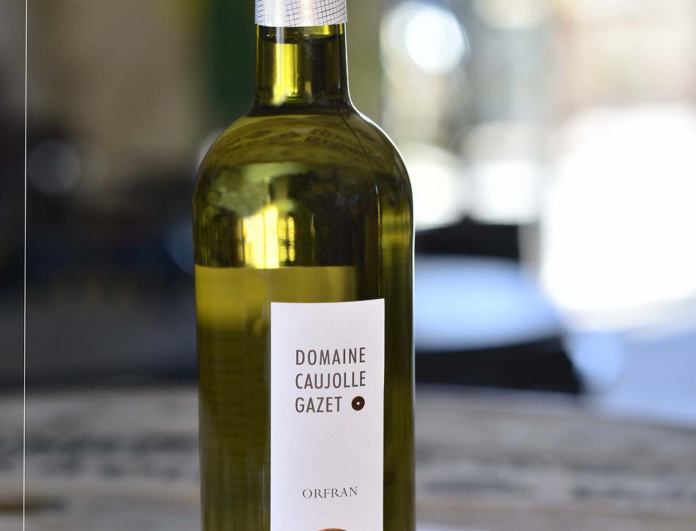 Orfran - Domaine Caujolle Gazet - 2019 - Blanc