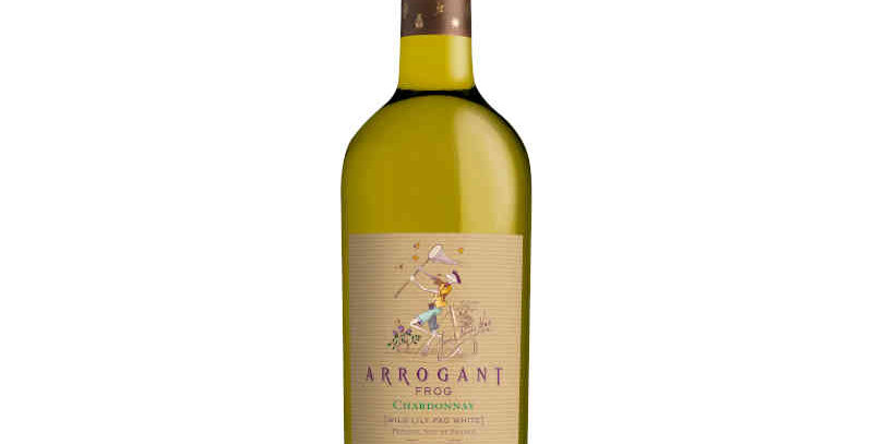 Arrogant Frog - Chardonnay - Blanc - Bio-2020