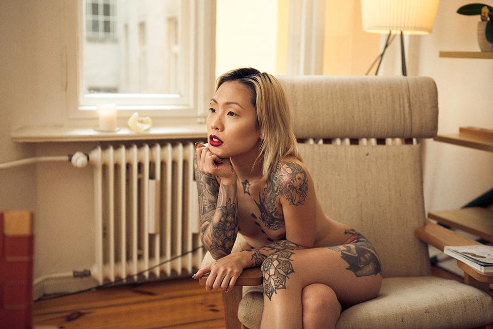 Tattoo Erotica Story - Aka