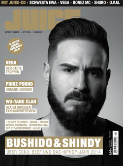 Juice Cover 164 - Shindy