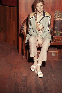 Coco Fischer - Lookbook