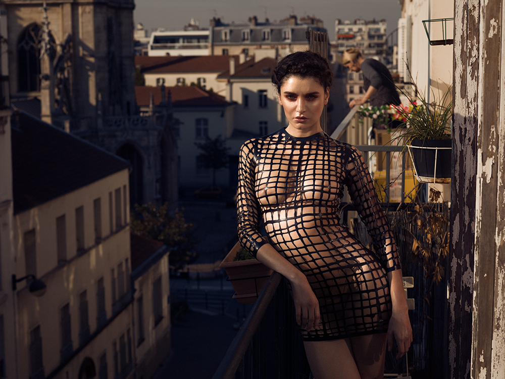 Paris Editorial - Shustring Magazine