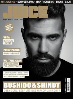 Juice Cover 164 - Bushido