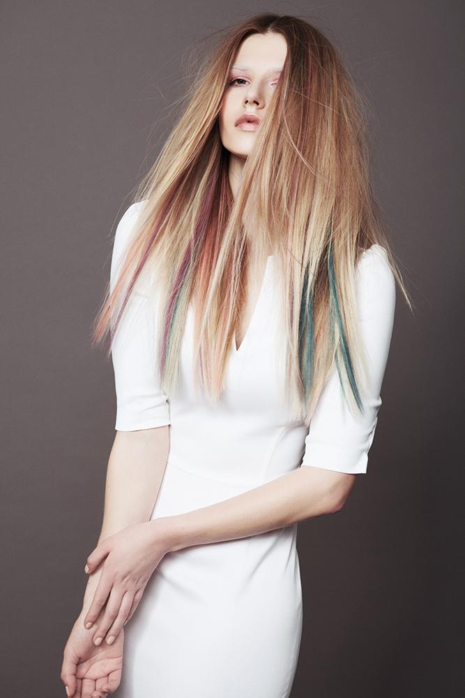 Larissa Frömmrich - Color Technician