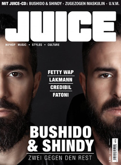 Juice Cover 171 - Bushido & Shindy