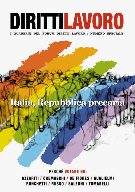 ITALIA REPUBBLICA PRECARIA