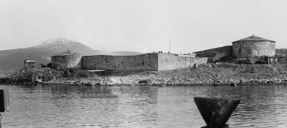 Steinvikholmen under krigen