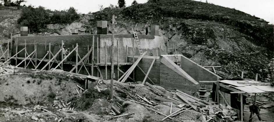 Bunker i Håmmårsbukta