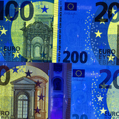 Fake euro banknotes for sale