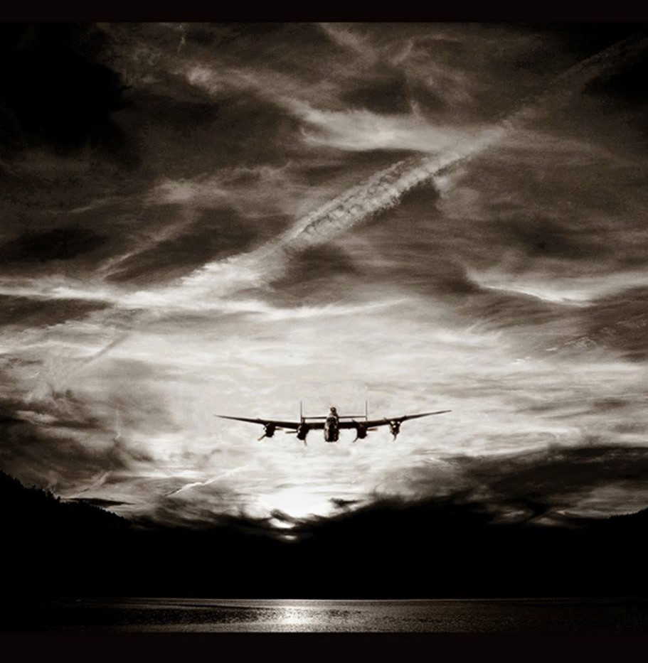 Lancaster bombefly