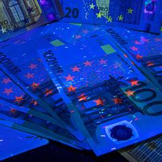 Cheap Fake Euro Banknotes