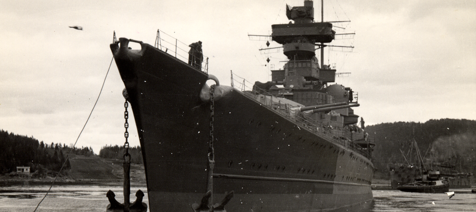 Prinz Eugen i Lofjord