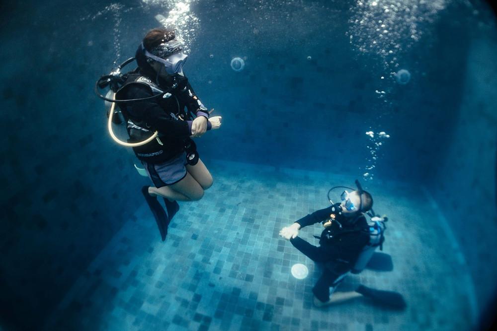 cours PADI Open Water Nusa Penida