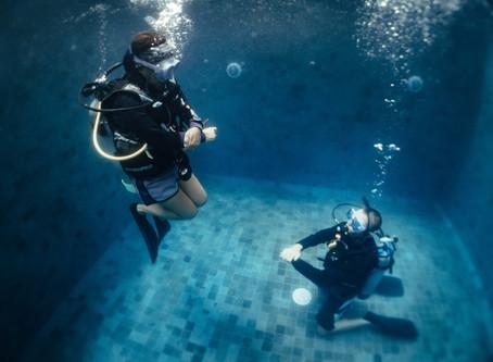 Comment apprendre à plonger ?
