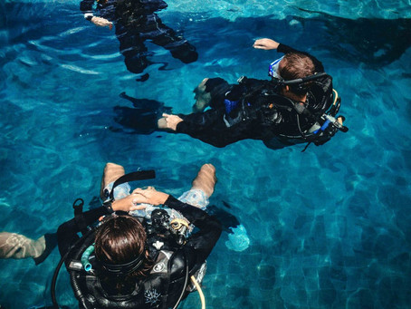 Why do your PADI Divemaster course? 6 good reasons!