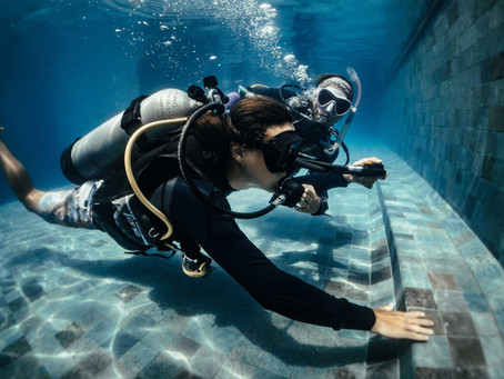 Open water diver course : Why am I  learning these scuba diving skills ?