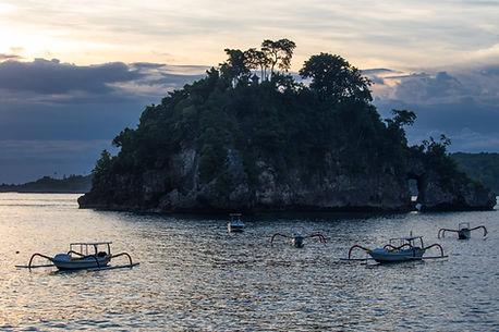 Crystal Bay dive site Nusa Penida Bali