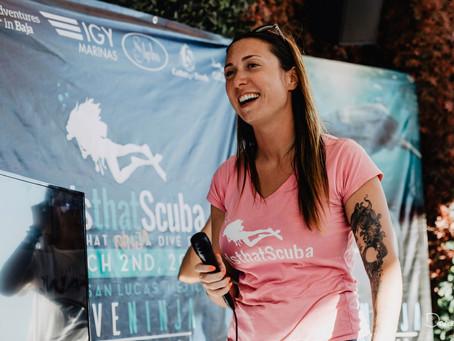 Les femmes de la plongée : une nouvelle génération de communicantes