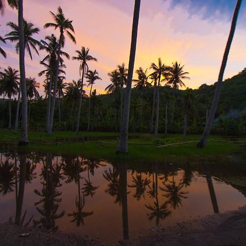 Sunset Nusa Penida