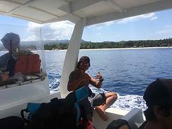 Dive crew Nusa Penida Purple Dive