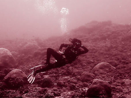 Can I go scuba diving on my period ?