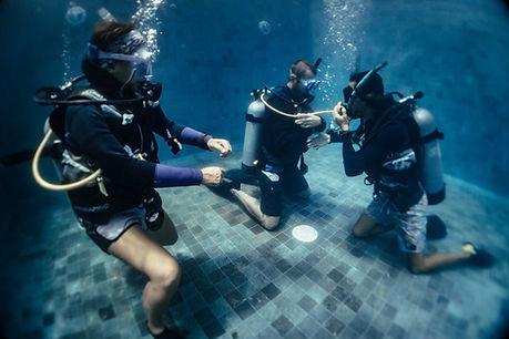 Scuba Diving Nusa Penida - learn to dive, PADI Courses in Nusa Penida