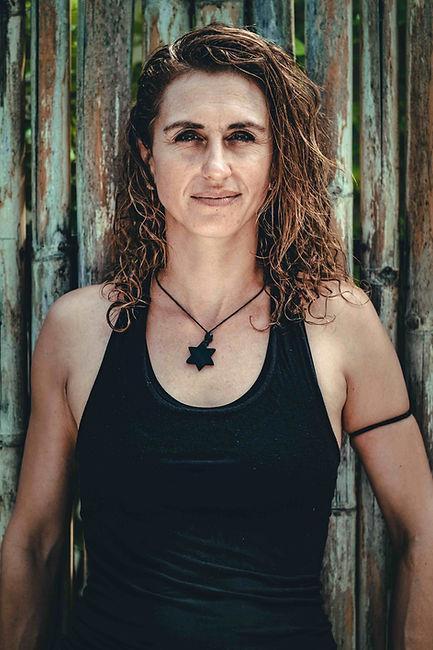 Julia Footnick Purple Dive